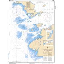 Central and Arctic Region, CHS Chart 2274: Cape Hurd to/à Tobermory and/et Cove Island