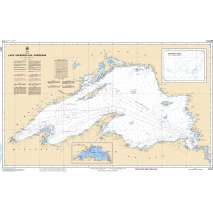 Central and Arctic Region, CHS Chart 2300: Lake Superior/Lac Supérieur