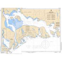 Central and Arctic Region, CHS Chart 2312: Nipigon Bay and Approaches/et les approches