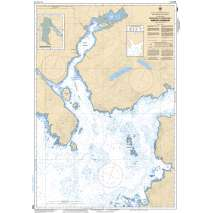Pacific Region, CHS Chart 3686: Approaches to/Approches à Winter Harbour