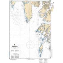 Pacific Region, CHS Chart 3728: Milbanke Sound and Approaches/et les approches