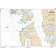 Pacific Region, CHS Chart 3935: Hakai Passage and Vicinity/et Environs