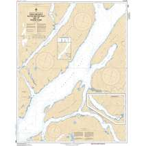Pacific Region, CHS Chart 3994: Portland Inlet, Khutzeymateen Inlet and Pearse Canal