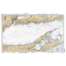 NOAA Training Charts, NOAA Training Chart 12354 TR: Long Island Sound/Eastern Portion
