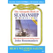 General Boating Videos, Annapolis Seamanship, Vol. 2: Heavy Weather Sailing (DVD)