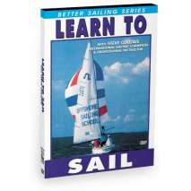 General Boating Videos, Learn to Sail with Steve Colgate (DVD)
